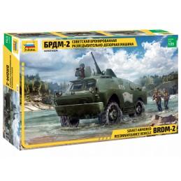 Z3638 1:35 BRDM-2 RUSSIAN...