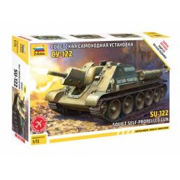 Z5043 1:72 SU-122 SOVIET...
