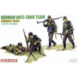 D6196 1:35 GERMAN ANTI TANK...
