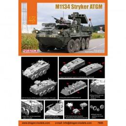 D7685 1:72 M1134 STRYKER ATGM