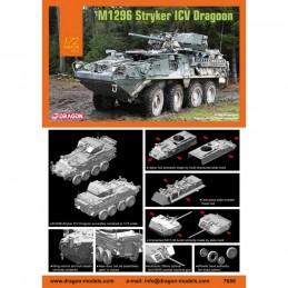 D7686 1:72 M1296 STRYKER ICV DRAGOON