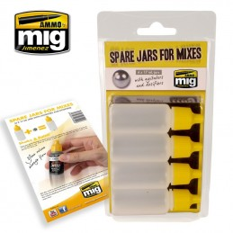 AMIG8004 SPARE JARS FOR MIXES