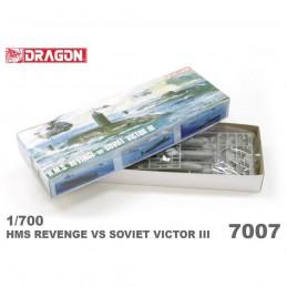 D7007 1:700 H.M.S. REVENGE...