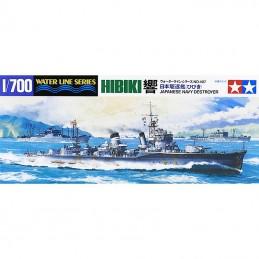Tamiya 31407 Hibiki Destroyer