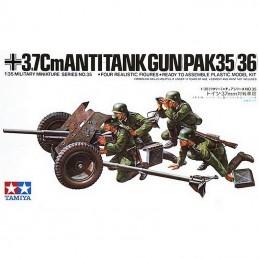 Tamiya 35035 Ger. 37mm...