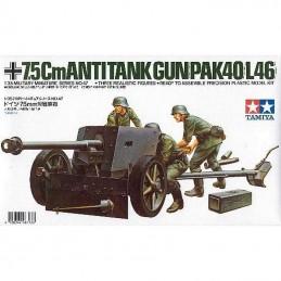 Tamiya 35047 German 75mm...
