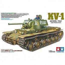Tamiya 35372 1/35 KV-1 1941...