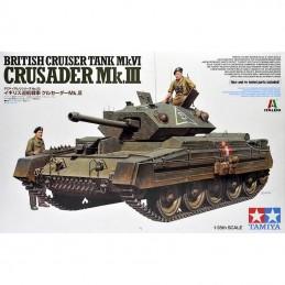 Tamiya 37025 1/35 Crusader...