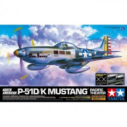 Tamiya 60323 1/32 P-51D/K...