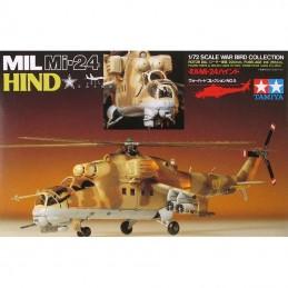 Tamiya 60705 Mil Mi-24 Hind