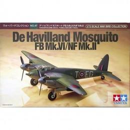 Tamiya 60747 De Havilland...