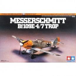 Tamiya 60755 Bf109E-4/7 TROP