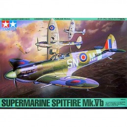 Tamiya 61033 Spitfire Mk.Vb