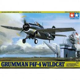 Tamiya 61034 Grumman F4F-4...