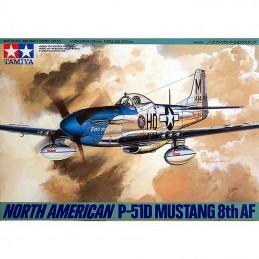 Tamiya 61040 N.A.P-51D...