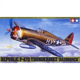 Tamiya 61086 P-47D...
