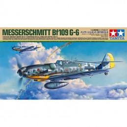 Tamiya 61117 Messerschmitt...