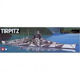 Tamiya 78015 1/350 Tirpitz