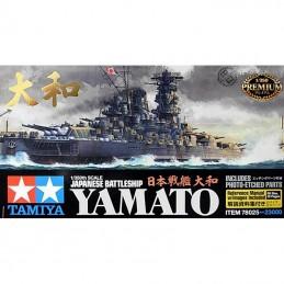 Tamiya 78025 1/350 IJN Yamato