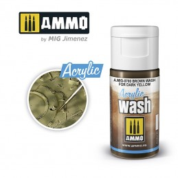 AMIG0700 ACRYLIC WASH:...