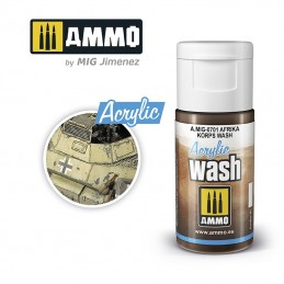 AMIG0701 ACRYLIC WASH:...