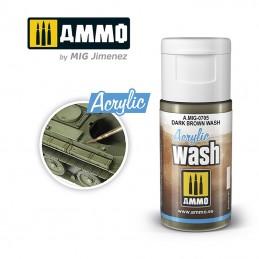 AMIG0705 ACRYLIC WASH: DARK...