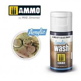 AMIG0711 ACRYLIC WASH:...