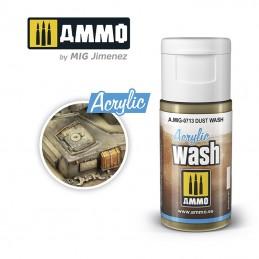 AMIG0713 ACRYLIC WASH: DUST...