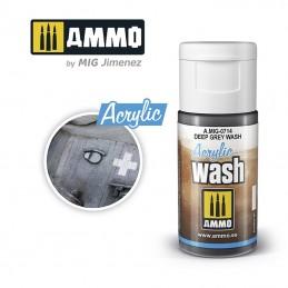 AMIG0714 ACRYLIC WASH: DEEP...