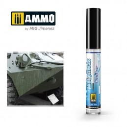AMIG1802 EFFECTS BRUSHER:...