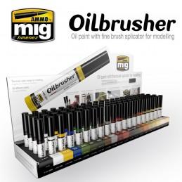 Display OILBRUSHERS 20x4 szt.
